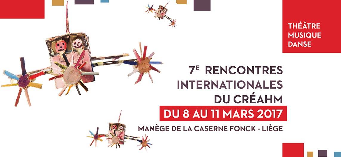 6E RENCONTRES INTERNATIONALES DU CRÉAHM